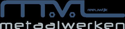 Logo MvL Metaalwerken in Reeuwijk, Martijn van Leeuwen metaal bewerking.