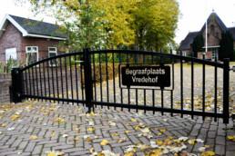 Hekwerk voor Algemene begraafplaatsen Bodegraven en Reeuwijk
