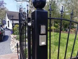 Communicatie installatie van A.S. Beveilgingstechniek uit Reeuwijk